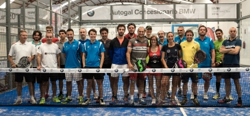 BMW PADEL TOUR