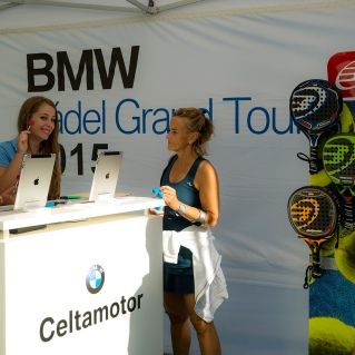BMW Pádel Grand Tour 2015
