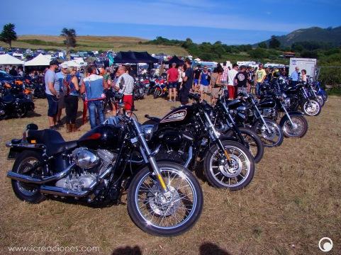 Festival Motorbeach 2015 en Asturias
